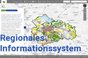 Regionales Informationssystem der Regionalen Planungsgemeinschaft Anhalt - Bitterfeld - Wittenberg