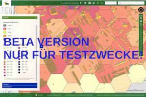 !!TESTVERSION!!Potenzieller Ertrag PV auf Dachflächen Regionalen Planungsgemeinschaft Anhalt - Bitterfeld - Wittenberg